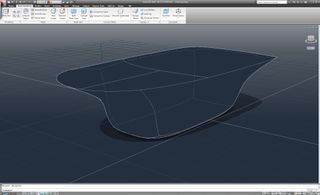 Mesh converted into a solid